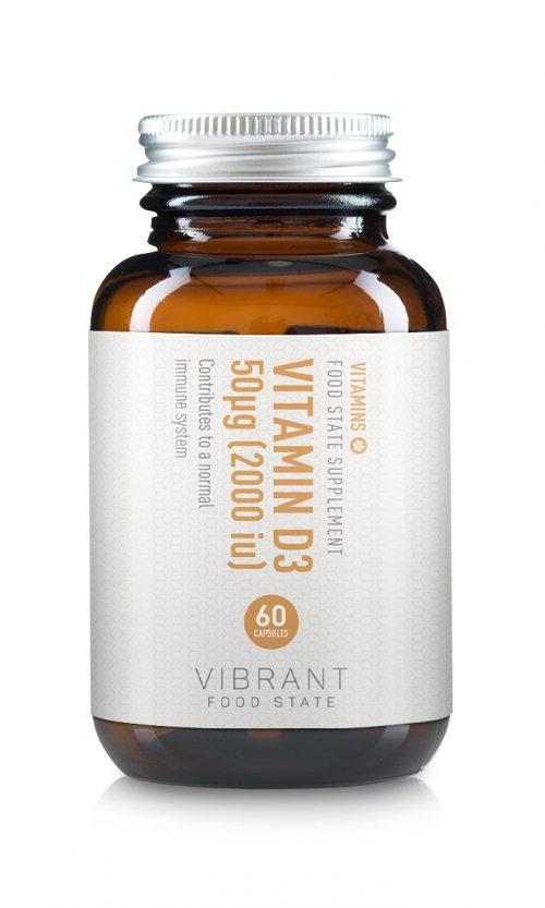 Vibrant FS Vitamins – Vit D
