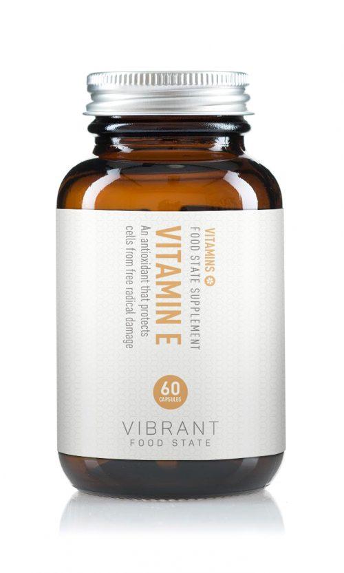 Vibrant FS Vitamins – Vitamin E